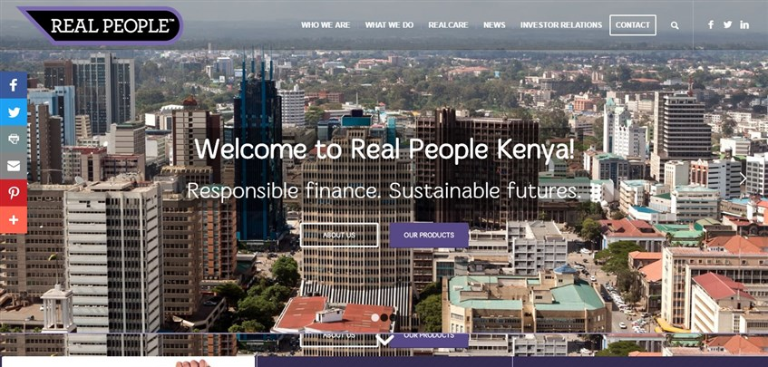 Real People Kenya Limited