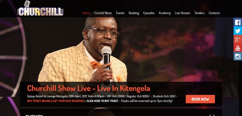 Churchill Show Kenya