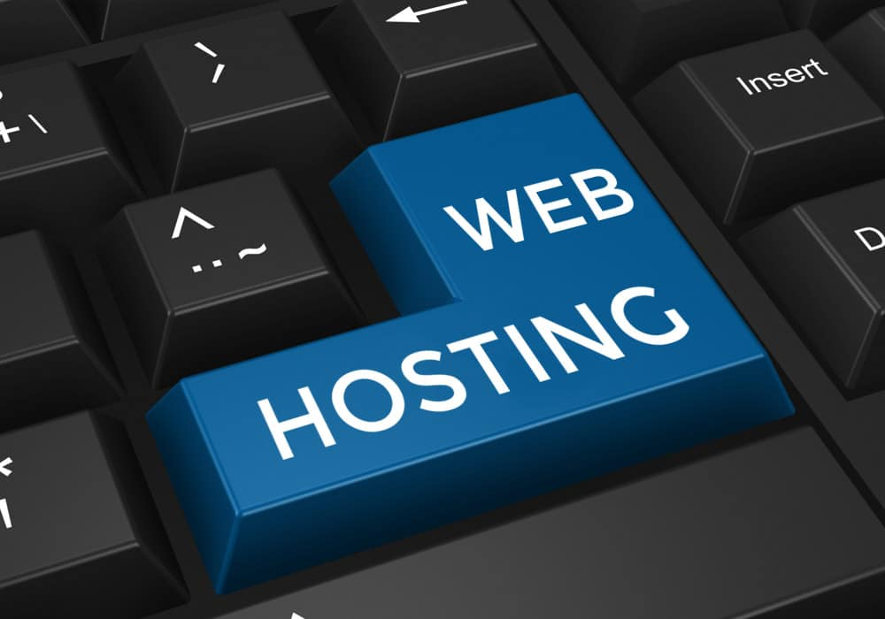 web hosting and how it works